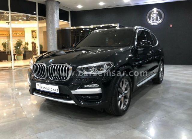 2018 BMW X3 2.5i
