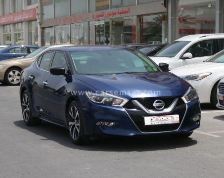 2017 Nissan Maxima 3.5