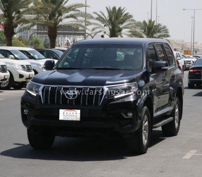 2018 Toyota Prado TXL V6