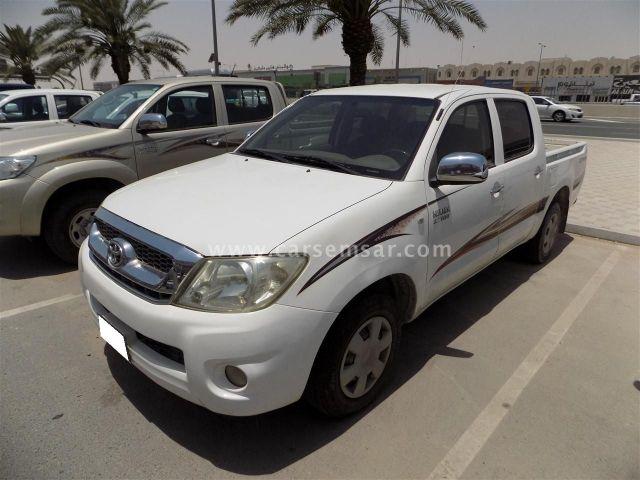 2009 Toyota Hilux 2.7 VVT-i 4x4 SRX