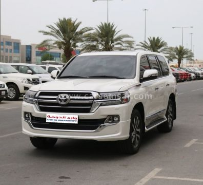 2019 Toyota Land Cruiser GXR Grand Touring