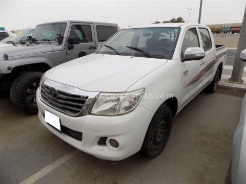 2012 Toyota Hilux 2.7