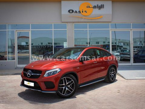 2019 Mercedes-Benz GLE Class 43 Coupe