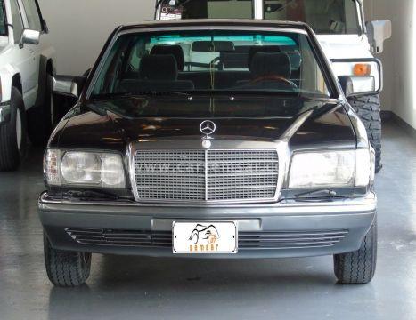 1991 Mercedes-Benz SEL 560