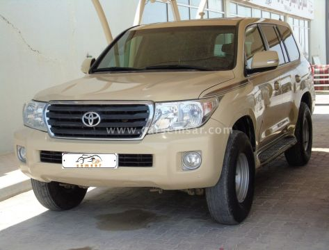 2014 Toyota Land Cruiser GX