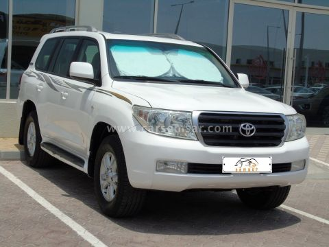 2011 Toyota Land Cruiser GX