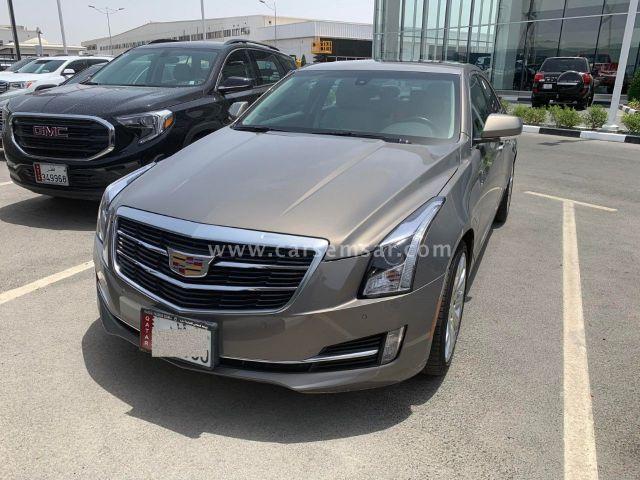 2017 Cadillac ATS 2.5