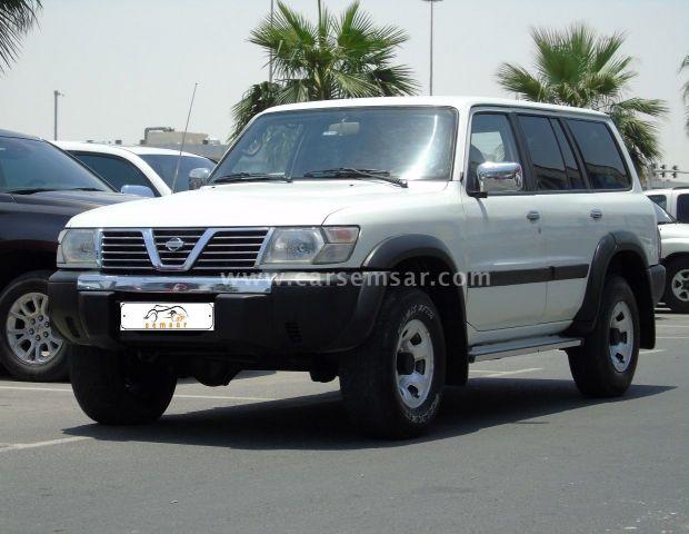 2000 Nissan Patrol S