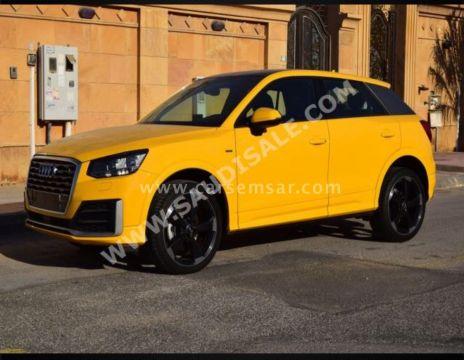 2017 Audi Q2 35 TFSI S Line
