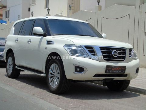 2016 Nissan Patrol LE