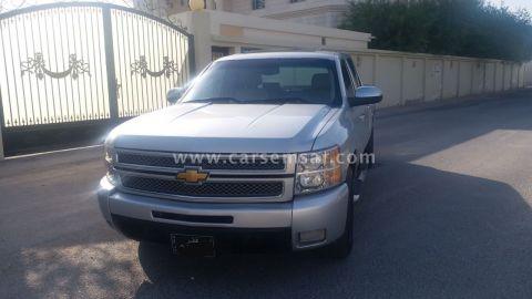 2013 Chevrolet Silverado Crew Cab LTZ