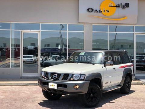 2017 Nissan Patrol Super Safari