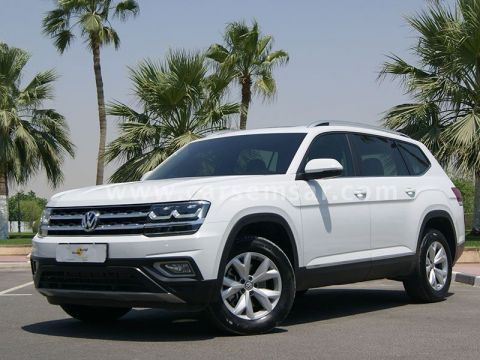 2018 Volkswagen Teramont TSI