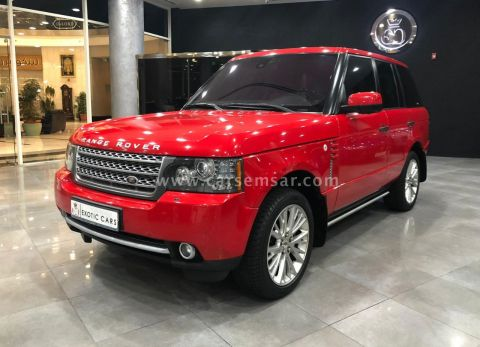 2011 Land Rover Range Rover Vogue Autobiography