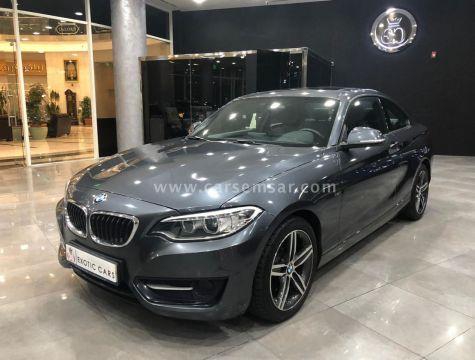2014 BMW 2-Series 220i