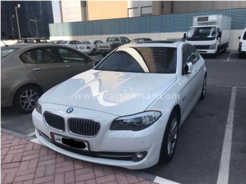 2012 BMW 5-Series 520 I