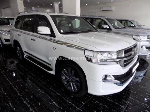 2019 Toyota Land Cruiser VXS