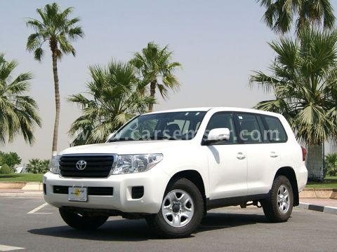 2015 Toyota Land Cruiser G