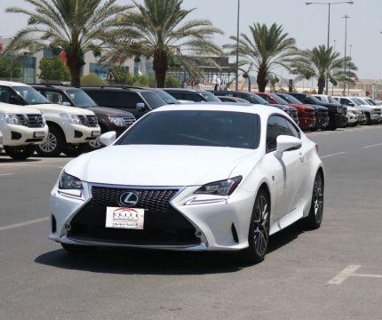 2015 Lexus RCF