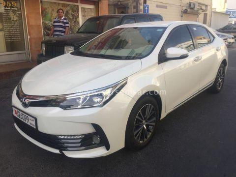 2018 Toyota Corolla GLi 2.0