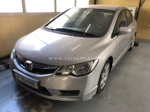2010 Honda Civic 1.8 LXi
