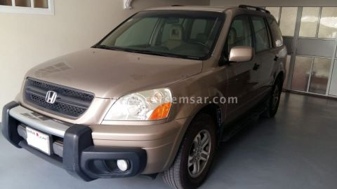2003 Honda MR-V 3.5