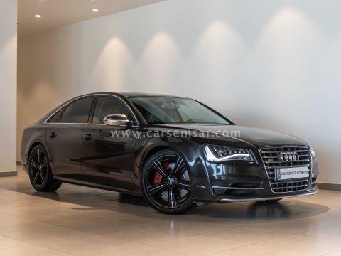 2014 Audi S8 4.0 Quattro