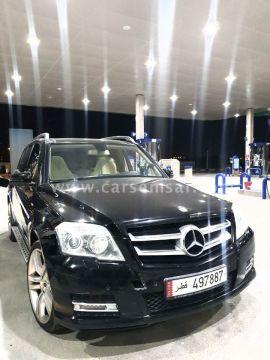 2012 مرسيدس بنز الفئه GLK 300