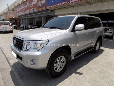 2013 Toyota Land Cruiser G