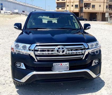 2011 Toyota Land Cruiser GXR