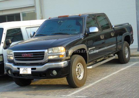 2006 GMC Sierra 2500 HD Crew Cab