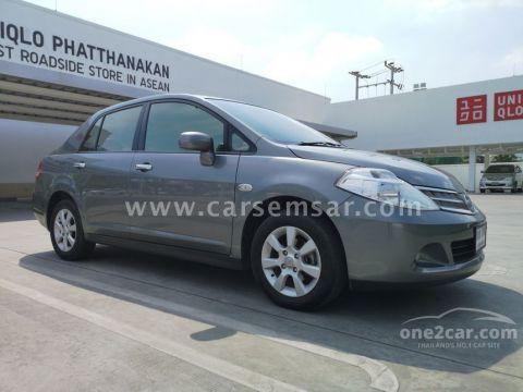 2011 Nissan Tiida 1.8