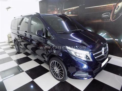 2018 Mercedes-Benz V Class -250