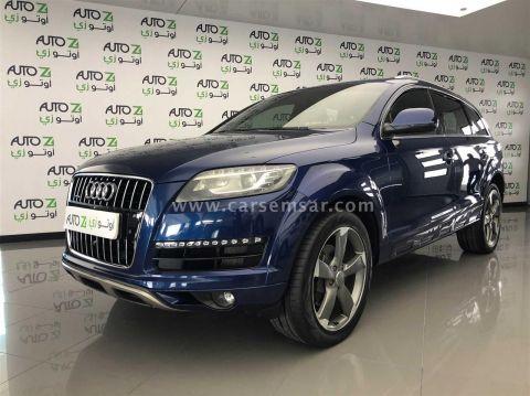 2014 Audi Q7 4.2 FSi Quattro