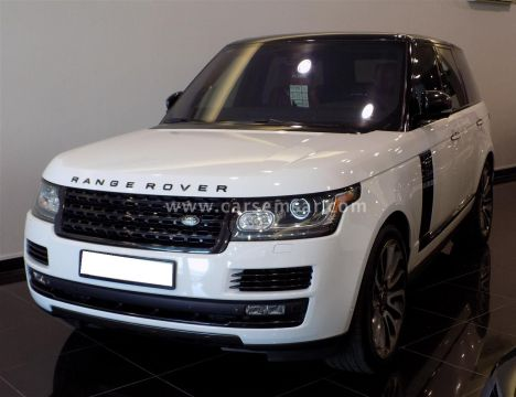 2015 Land Rover Range Rover Vogue Autobiography