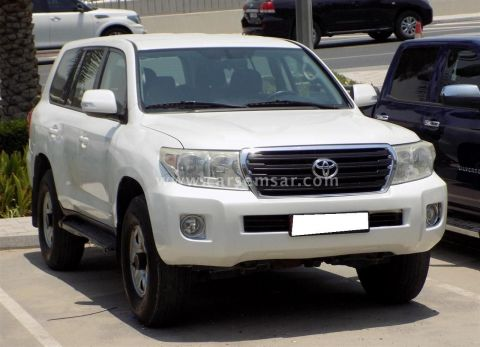 2012 Toyota Land Cruiser G