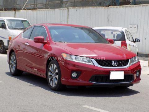 2013 Honda Accord Coupe V6