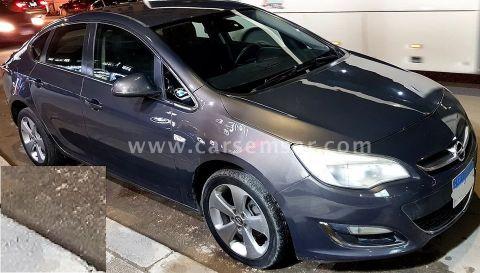 2014 Opel Astra 1.2