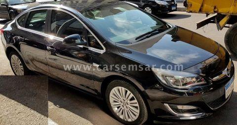 2015 Opel Astra 1.4