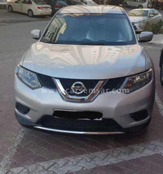 2016 Nissan X-Trail 2.5