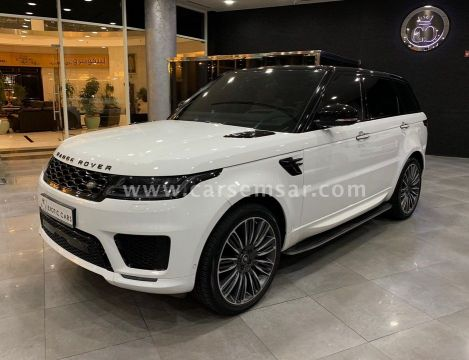 2018 Land Rover Range Rover Sport Autobiography
