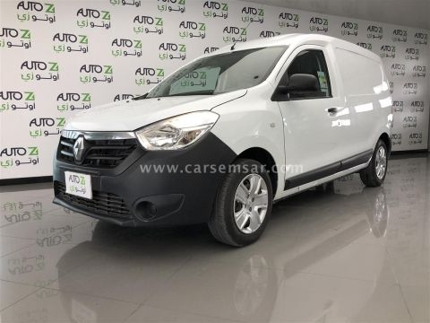 2019 Renault DOKKER 1.6