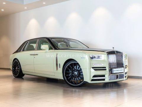 2018 Rolls-Royce Phantom Mansory