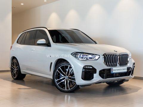 2019 BMW X5 M Sport