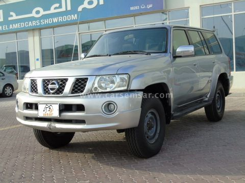 2006 Nissan Patrol Super Safari