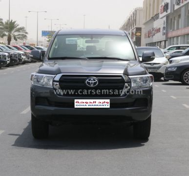 2019 Toyota Land Cruiser GX