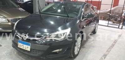 2016 Opel Astra 1.2