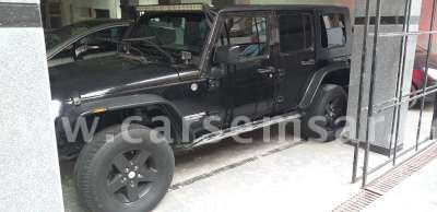 2010 Jeep Wrangler Wranger 4.0 L