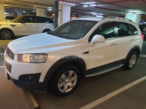 2014 Chevrolet Captiva 2.4 LT