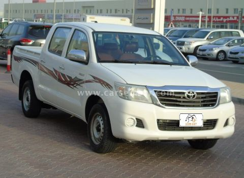 2014 Toyota Hilux 2.7 Diesel